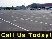 Parking Lot Maintenance - Toledo, OH - Stripe It Up