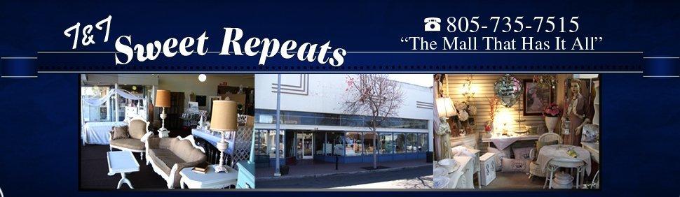 T&T Sweet Repeats - Thrift Mall - Lompoc, CA