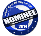 Voted Best of Wisconsin 2014