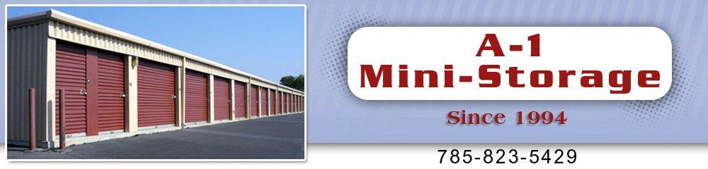 Mini Storage Salina, KS - A-1 Mini-Storage 785-823-5429