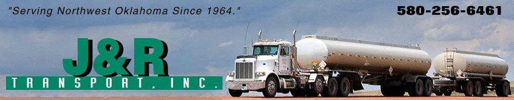 Oil Field Fuel Woodward, OK - J & R Transport Inc.