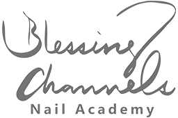 Blessing Channels Nail Academy Logo