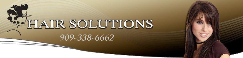 Hair Salon - San Bernardino, CA - Hair Solutions