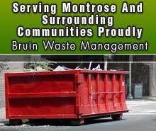 Waste Management - Naturita, CO - Bruin Waste Management