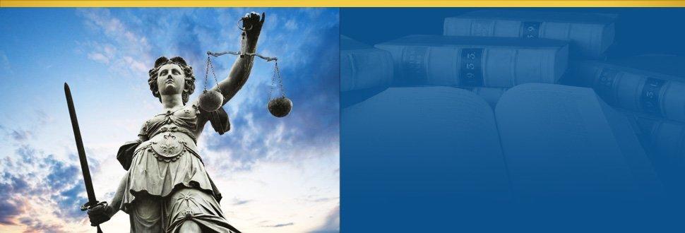 Symbol for justice