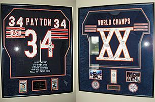 Jefferson City, MO | The Frame Shop | Sports Memorabilia | 573-635-7056