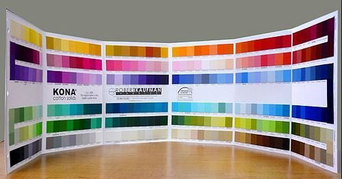 K.Hinkle Painting color chart