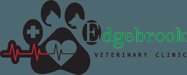 Edgebrook Veterinary Clinic - Logo