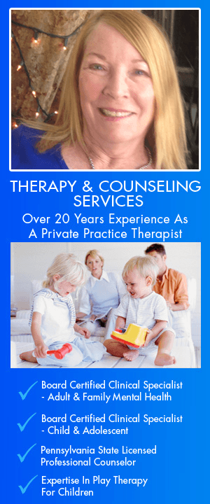 Child Psychologist -  Perkiomenville, PA - Lorraine P. Side