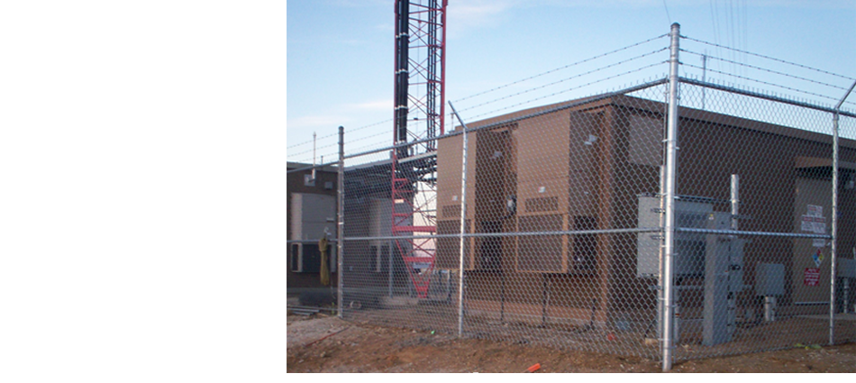 Commercial Fencing | Mahomet, IL  | Main Street Fencing | 217-586-7504