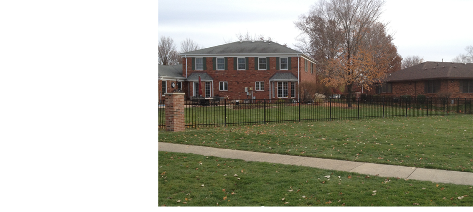 Residential Fencing   Mahomet, IL    Main Street Fencing   217-586-7504