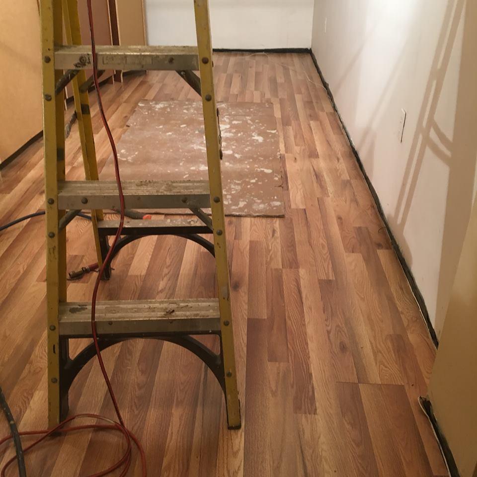 Home Improvement Work