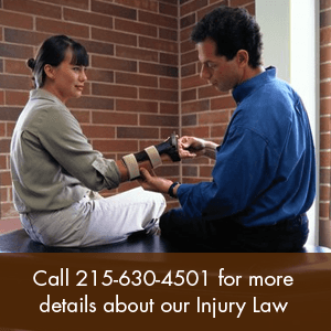 Injury Lawyer - Philadelphia, PA  - The Law Offices of John L. Kleber - Injured