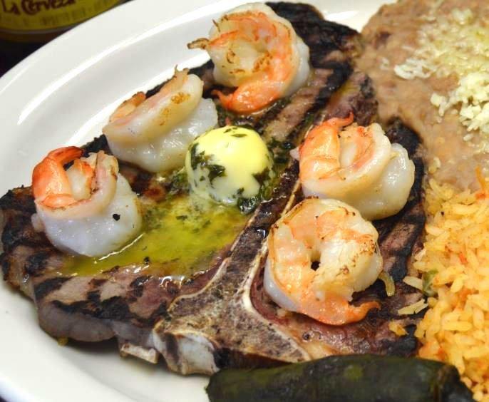 Steaks and Fajitas
