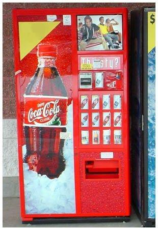 Soda | Chicago, IL | M & P Vending | 773-777-7997