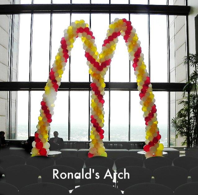 McDonalds Arch