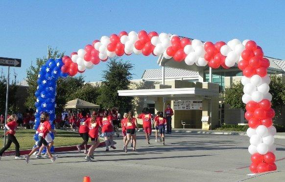 Dallas Elementary School Fun Run