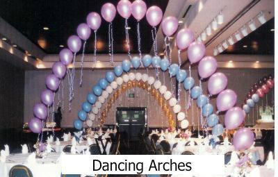 Dancing Arch