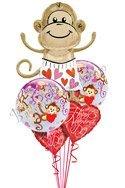 Valentine's Day  Love Monkey