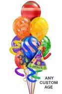 Jumbo Twisty Balloon Bouguet