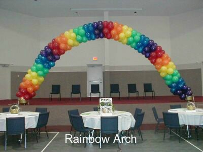 Rainbow Arche