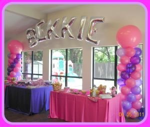 Bekkie's Sweet 16 Party