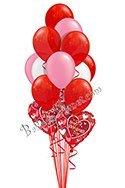 Valentine's Day Red White, White