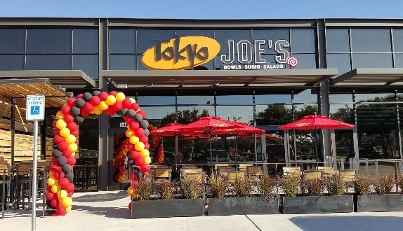 Grand Opening in Plano  for Tokyo Joe's