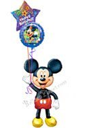 Mickey Mouse Birthday Airwalker