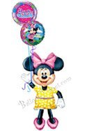 Minnie Mouse Birthday Airwalker