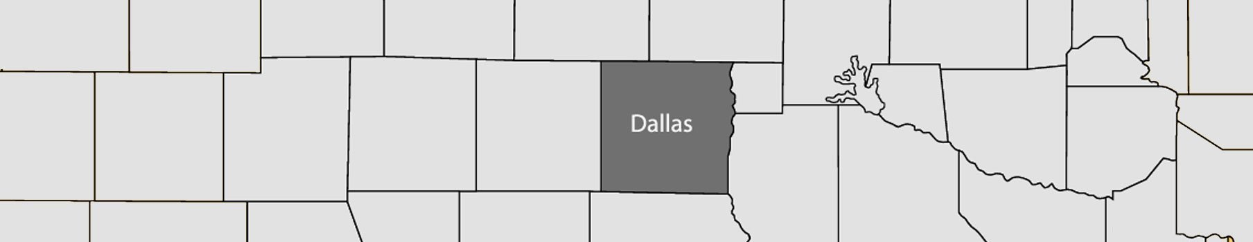 Balloonies - Service area Map