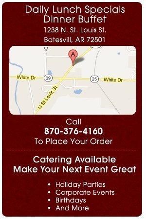 China King Restaurant - Batesville, AR - Chinese Restaurants