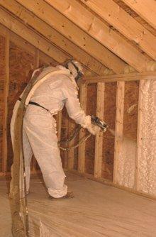 Blown Insulation - Northport, AL - Hallman Insulation Inc