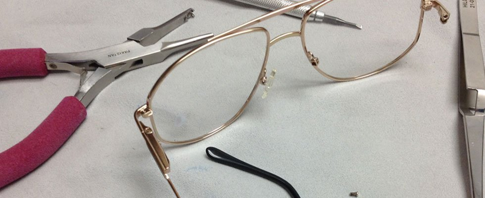 Glasses Repair | Lens Adjustment | Ankeny, IA
