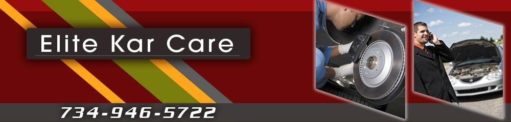 Auto Repair - Taylor, MI - Elite Kar Care