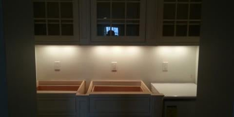 New under counter lights