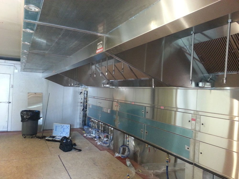 Commercial Kitchen Systems