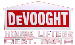 DeVooght House & Building Movers - logo