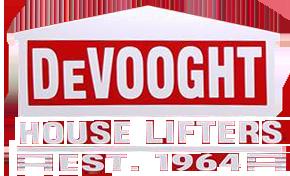 DeVooght House & Building Movers - logo