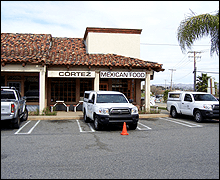 Mexican Restaurants - Bonsall, CA - Cortez Mexican Food - Place for Mexican Dishes