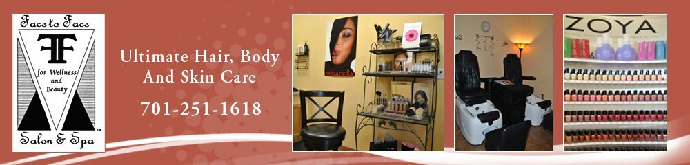 Beauty Salons - Jamestown, ND - Face To Face For Wellness & Beauty