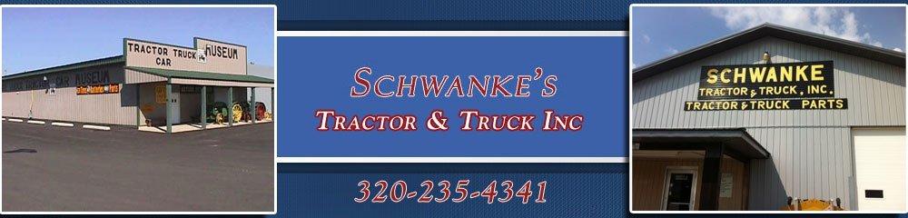 Farm Equipment - Willmar, MN - Schwanke Tractor & Truck Inc