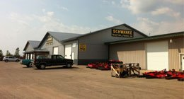 Truck Museum - Willmar, MN - Schwanke Tractor & Truck Inc