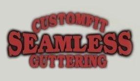 Custom Fit Seamless Guttering - logo