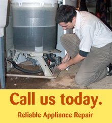 Washer Dryer Repair - Vernon, MI - Reliable Appliance Repair - Call us today.