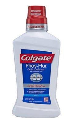 Colgate PhosFlur Ortho Rinse