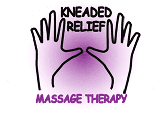 Kneaded Relief Massage - Logo