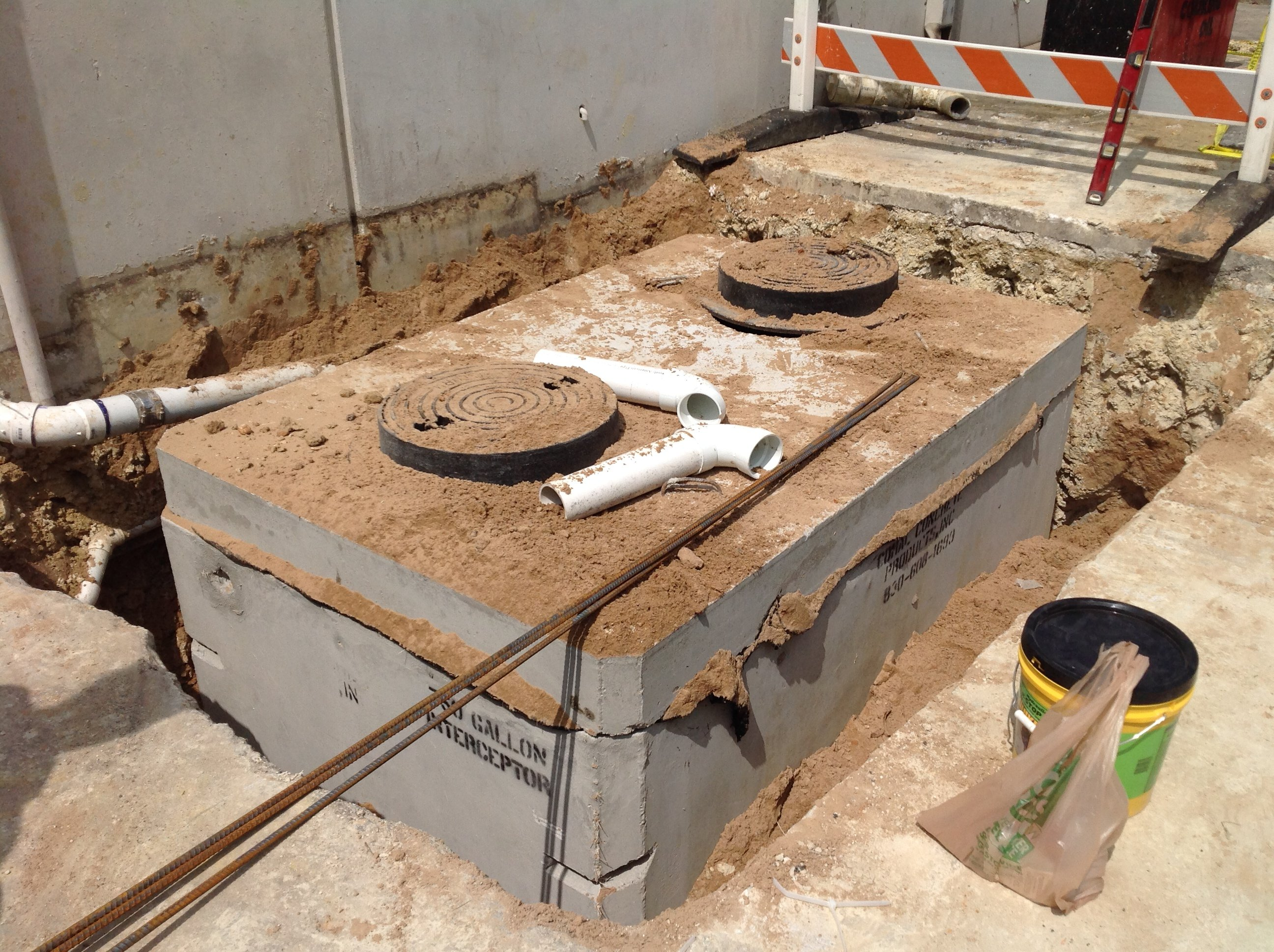 Grease Trap Cleaning And Pumping San Antonio Tx