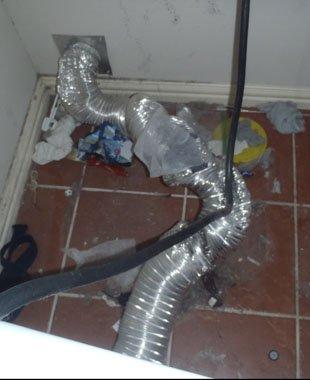 Dryer Vent Cleaning   Mansfield, TX   Black Velvet Chimney   817-473-4466