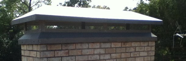 Caps and Covers   Mansfield, TX   Black Velvet Chimney   817-473-4466